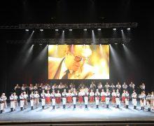 """Spectacolul coregrafic oferit de Ansamblul """"Joc"""" în memoria maestrului Vladimir Curbet"""