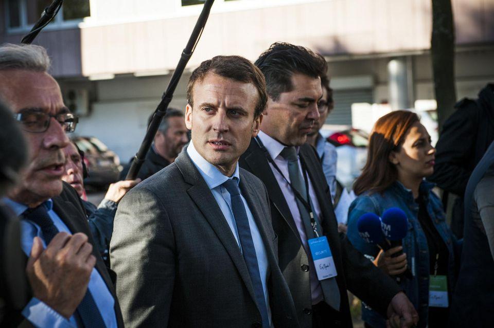 """Atac armat la Strasbourg: Emmanuel Macron a exprimat solidaritatea """"întregii naţiuni"""""""