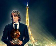 Luka Modric – desemnat cel mai bun jucător din lume