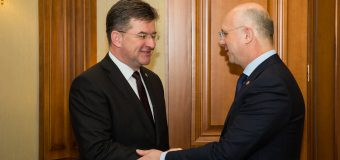 Pavel Filip – la întrevedere cu președintele în exercițiu al OSCE