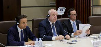 Președintele Adunării Parlamentare a OSCE va efectua o vizită de documentare în R. Moldova