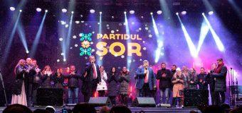 Partidul Șor a organizat un mega concert la Bălți. Peste 12 mii de bălțeni au venit să-l asculte pe Stas Mihailov