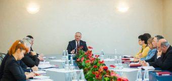Președintele: Menținerea unui dialog constant cu societatea civilă și consultarea opiniei acesteia este o prioritate pentru mine