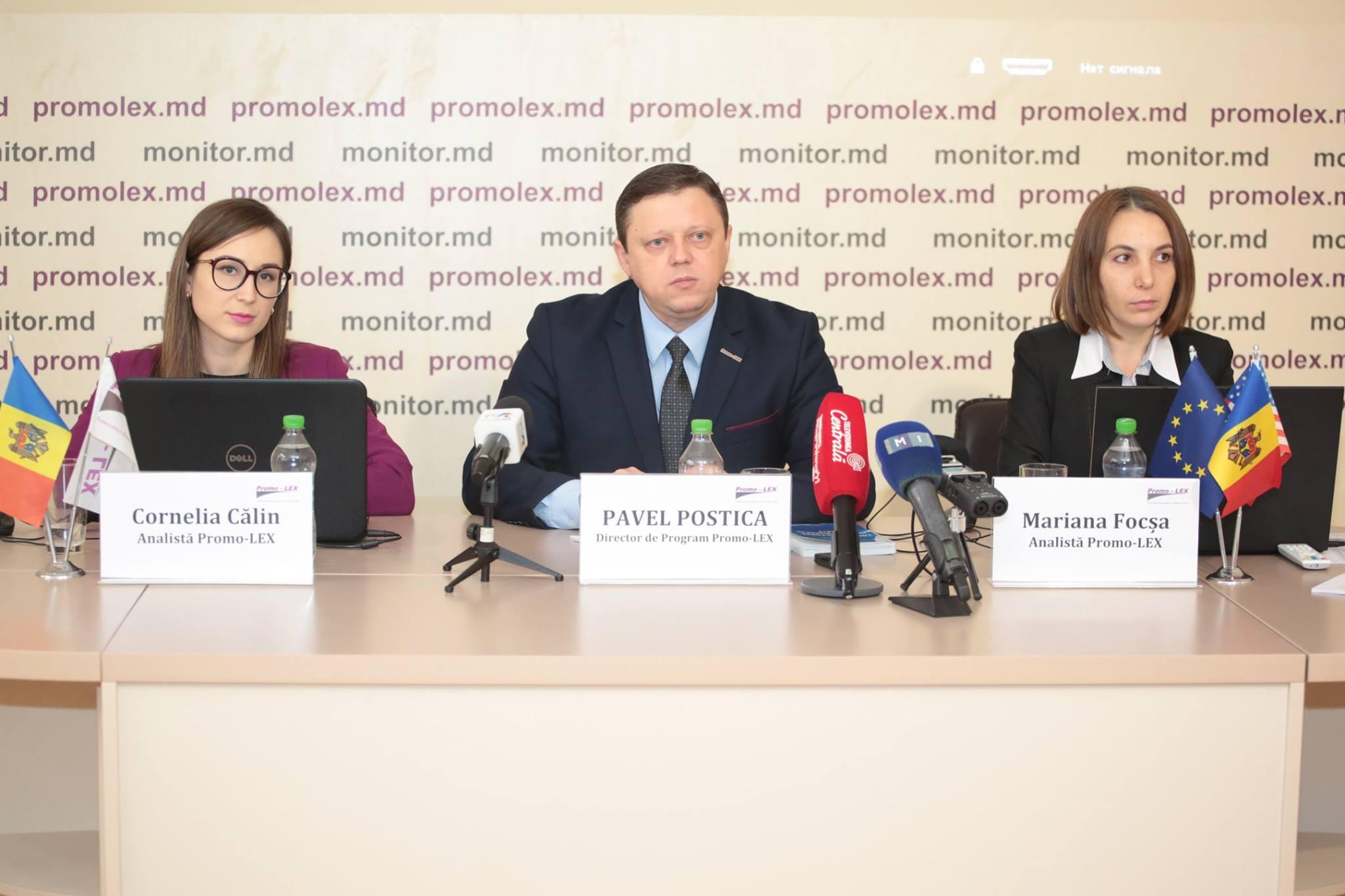Promo-LEX a prezentat un raport de observare a alegerilor din 24 februarie 2019