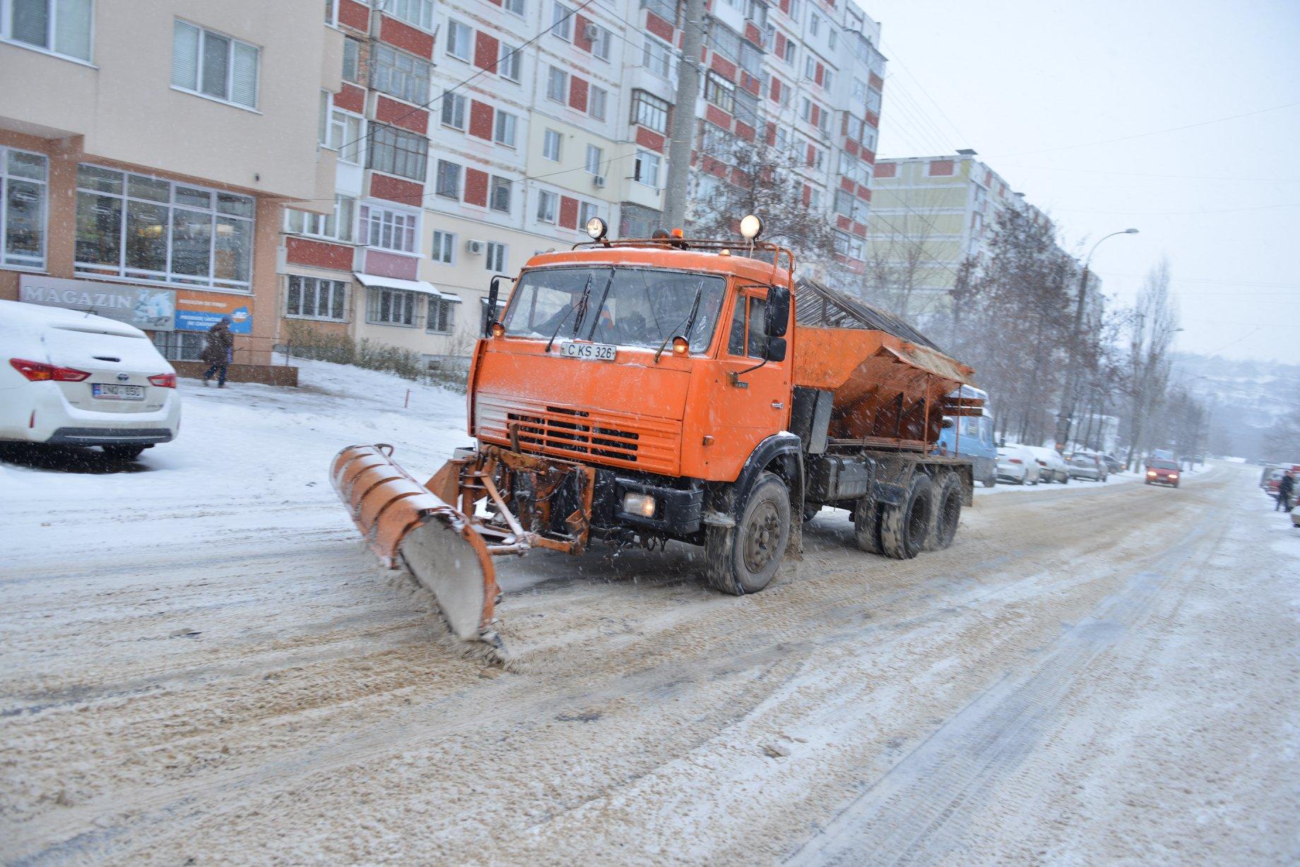 Primăria Chișinău, despre circulația pe drumurile din oraș