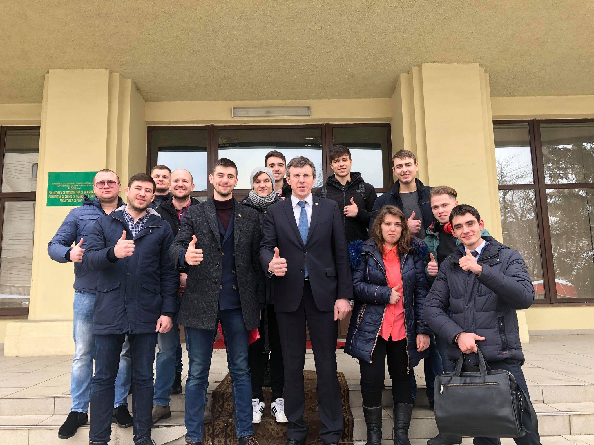 Vlad Bilețchi: Am mers din casă în casă pentru a convinge oamenii că unioniștii trebuie să fie reprezentați în Parlament