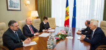 """Filip către Meleșcanu: """"Ne-am propus să facem Unirea prin infrastructură"""""""