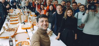 Un actor din Ucraina îşi confirmă candidatura la alegerile prezidenţiale