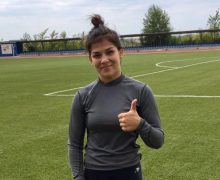 Anastasia Nichita a învins-o pe vicecampioana Asiei