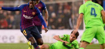 Barcelona, în sferturile Cupei, dar riscă excluderea