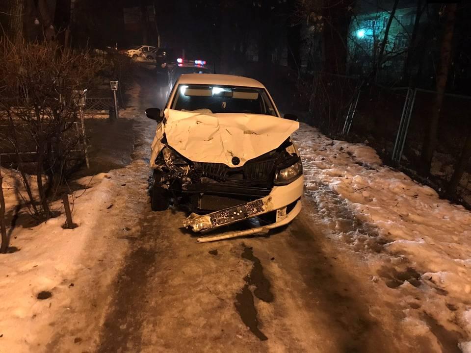 În stare de ebrietate – pe străzile Chișinăului. A provocat și un accident rutier