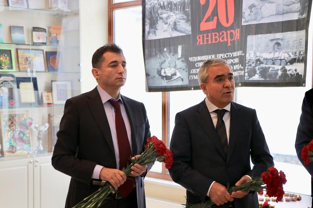 """Președintele Congresului Azerilor în Moldova: """"20 ianuarie este una dintre cele mai triste și tragice dăți din istoria poporului azer"""""""