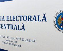O nouă ședință desfășurată de CEC dedicată alegerilor prezidențiale