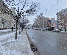 Situația în Chișinău privind deszăpezirea și circulația transportului public