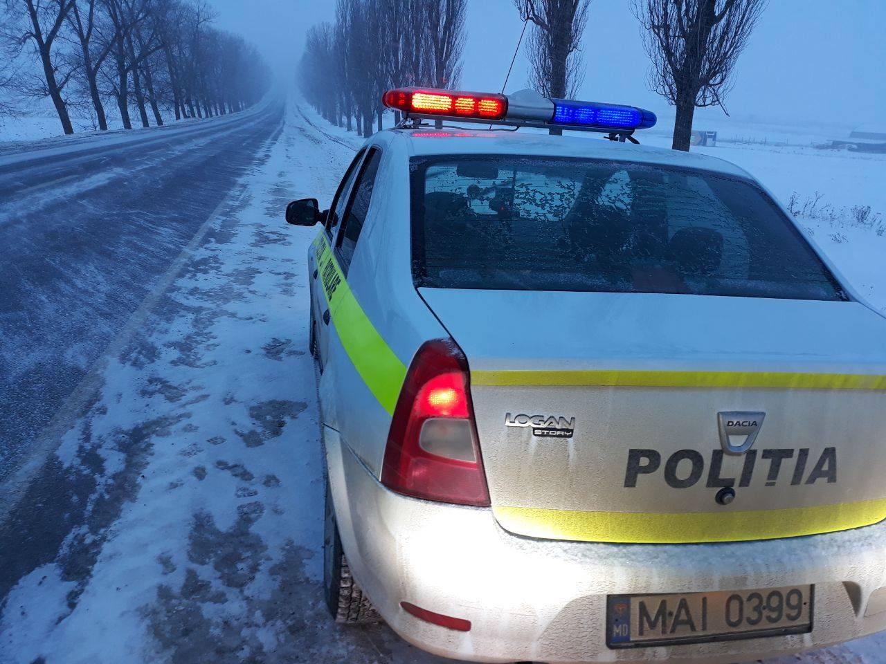 Filmarea integrală dintre șofer și polițistul care a refuzat să vorbească în limba rusă (VIDEO)