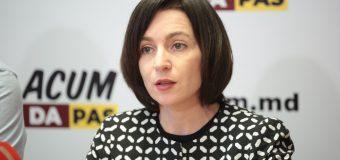 Președinta PAS: Alegerile din RM nu se deosebesc cu nimic de alegerile din Federația Rusă