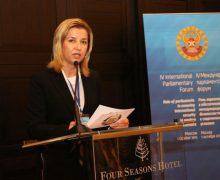 Irina Vlah, favorită la funcția de Bașcan al Găgăuziei