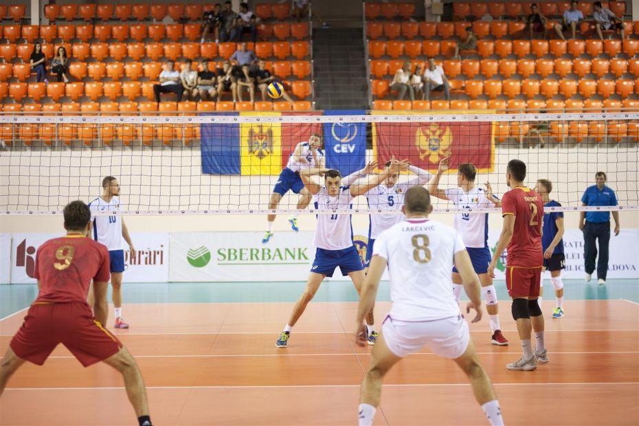 Naționala de volei a Moldovei a ratat calificarea la Europene