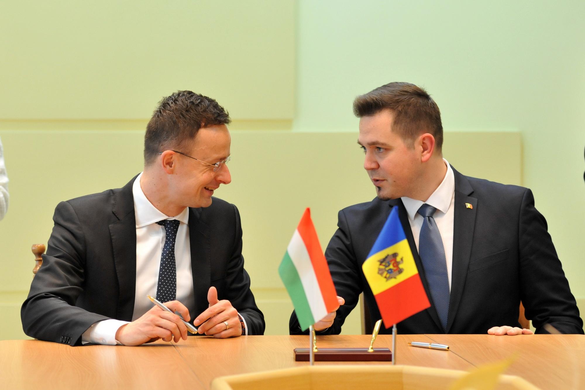 Ministrul de Externe al Ungariei vine în Republica Moldova