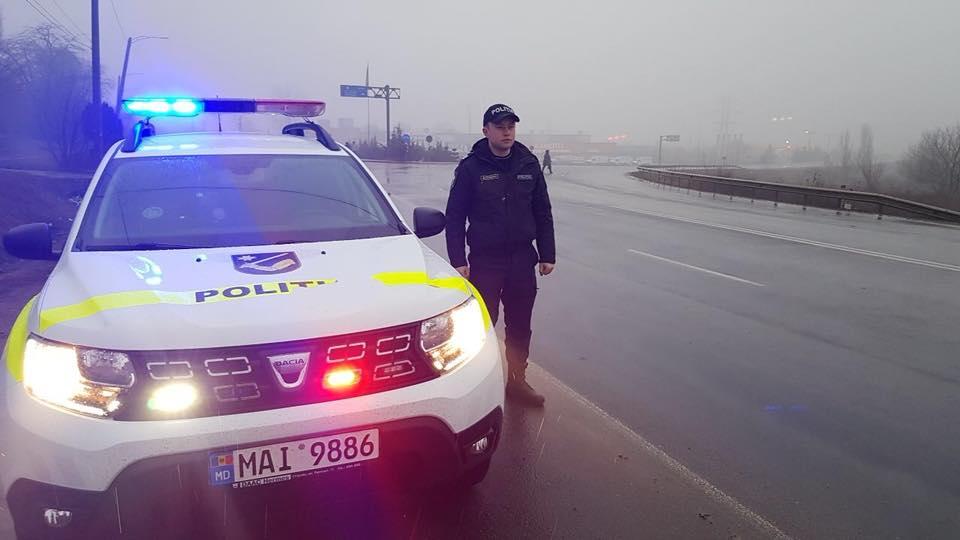 Atenție la trafic! Poliția informează cum se circulă pe traseele din țară