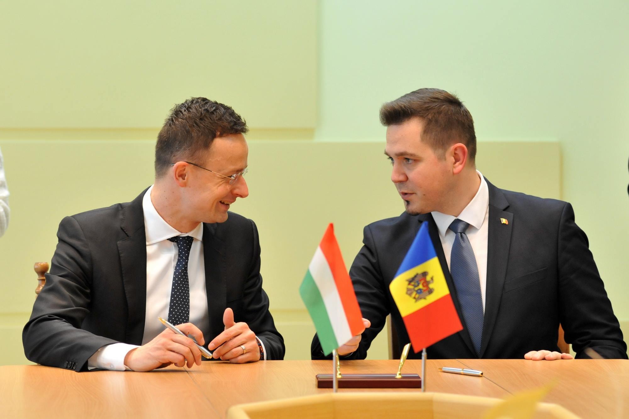 Ulianovschi: Ungaria este un susținător convins al parcursului nostru european