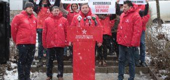 Socialist: Vom munci asupra zonelor verzi la nivel local și de țară