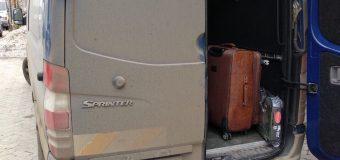 Șoferul unui microbuz de pe ruta Moscova – Chișinău, cercetat la Serviciul Vamal