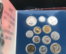 Monede de colecție – în bagajul unui bărbat care se întorcea din Italia