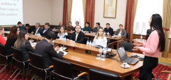 Angajații CCRM au beneficiat de instruiri în domeniul achizițiilor publice