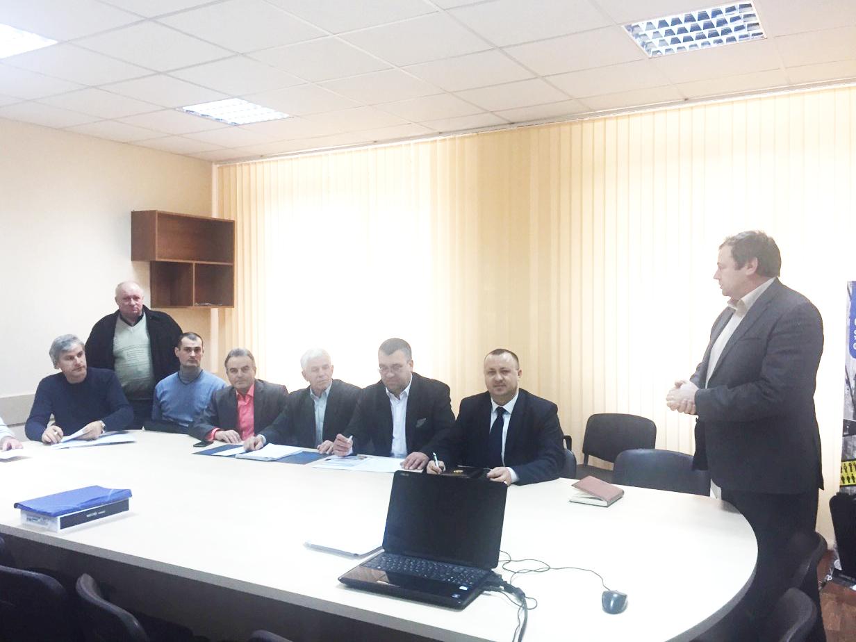 Curs de instruire pentru inspectorii de muncă a Agenției Naționale pentru Siguranța Alimenelor