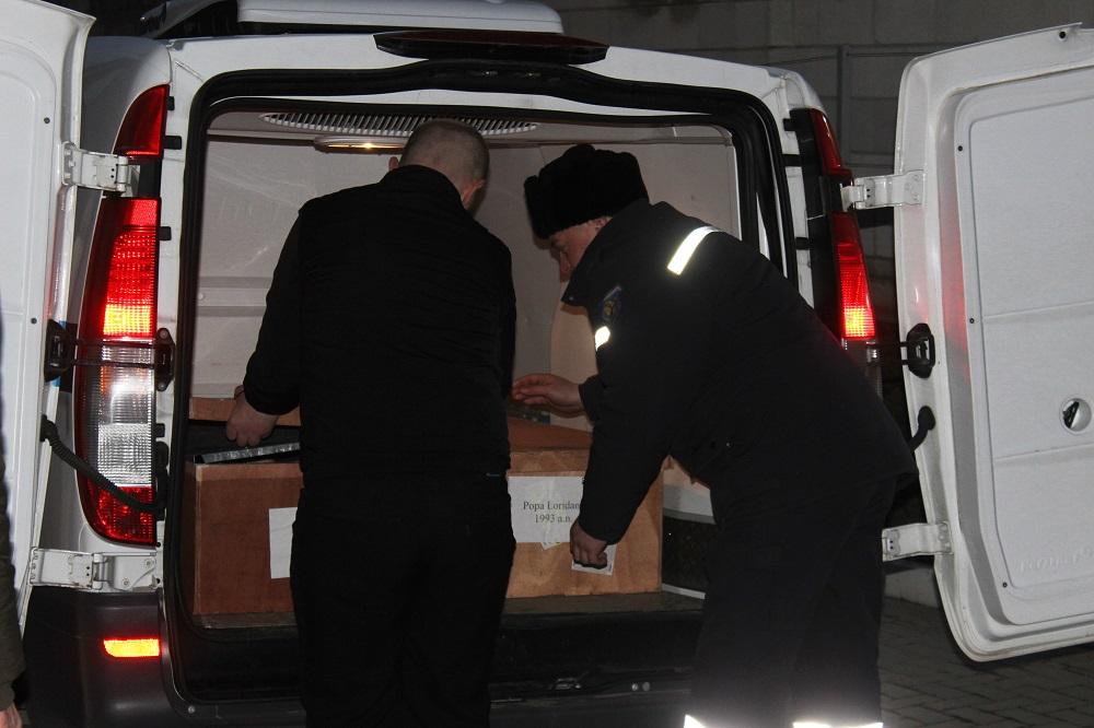 Corpurile neînsuflețite ale persoanelor decedate în accidentul din Ucraina – aduse în țară