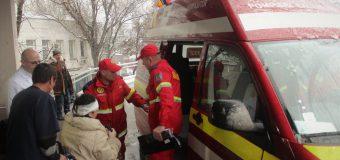 Cele 2 persoane traumatizate în accidentul din regiunea Vinița – aduse în R. Moldova