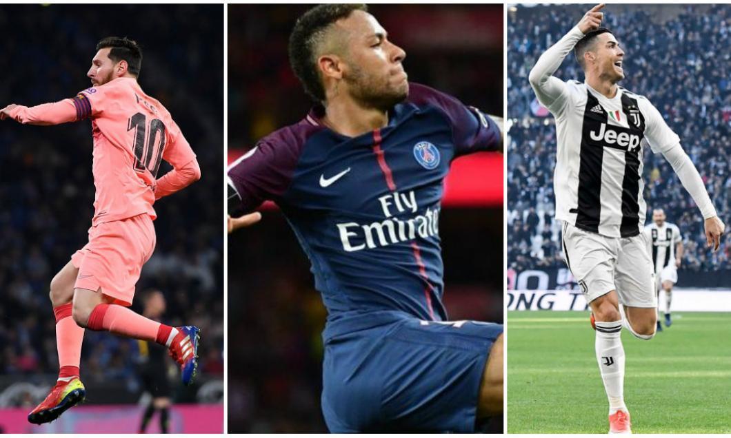 Cât câștigă, de fapt, Messi, Ronaldo, Neymar sau Mbappe. Clasamentul a fost publicat