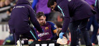 Detalii de ultimă oră despre starea lui Lionel Messi. Ce șanse are să joace în El Clasico