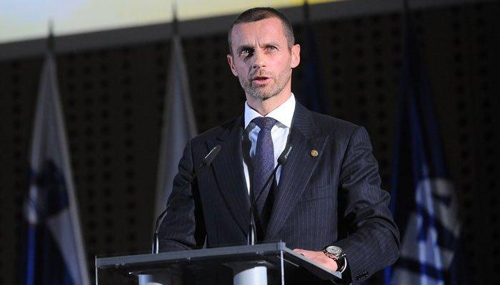 Congres la UEFA. Ceferin – reales în funcţia de preşedinte