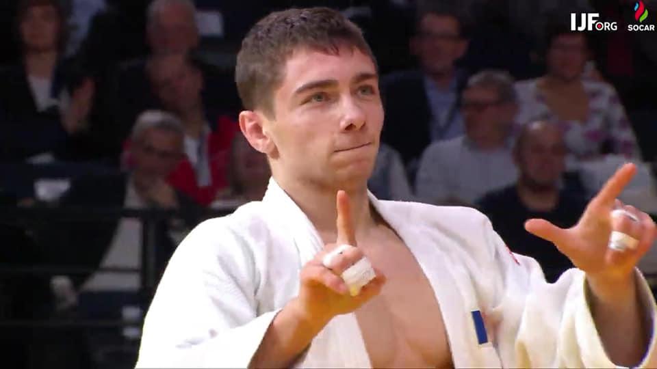 Judocanul Denis Vieru a câștigat Grand Slam-ul de la Paris