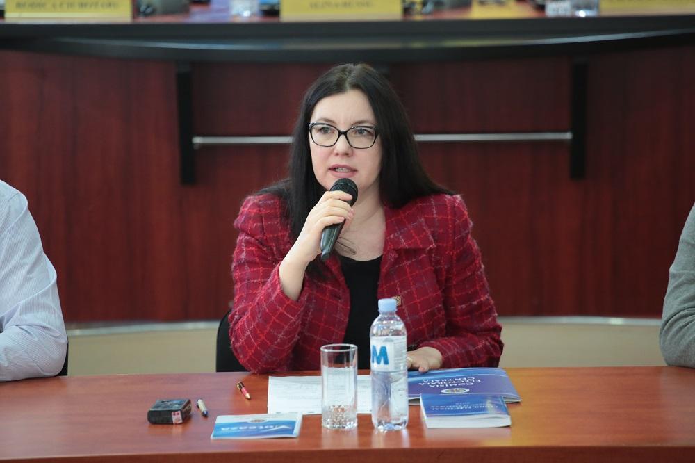 Cum comentează președinta CEC protestul PSRM