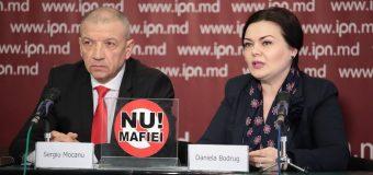 """Mișcarea Populară """"Antimafie"""" propune un memorandum pentru opoziție, pentru a demonta statul mafiot"""
