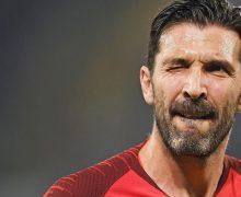 Super-performanță pentru Buffon. A intrat în TOP 10 fotbaliști cu cele mai multe prezențe în UCL
