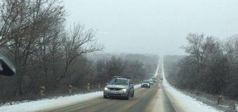 Informații privind starea drumurilor naționale