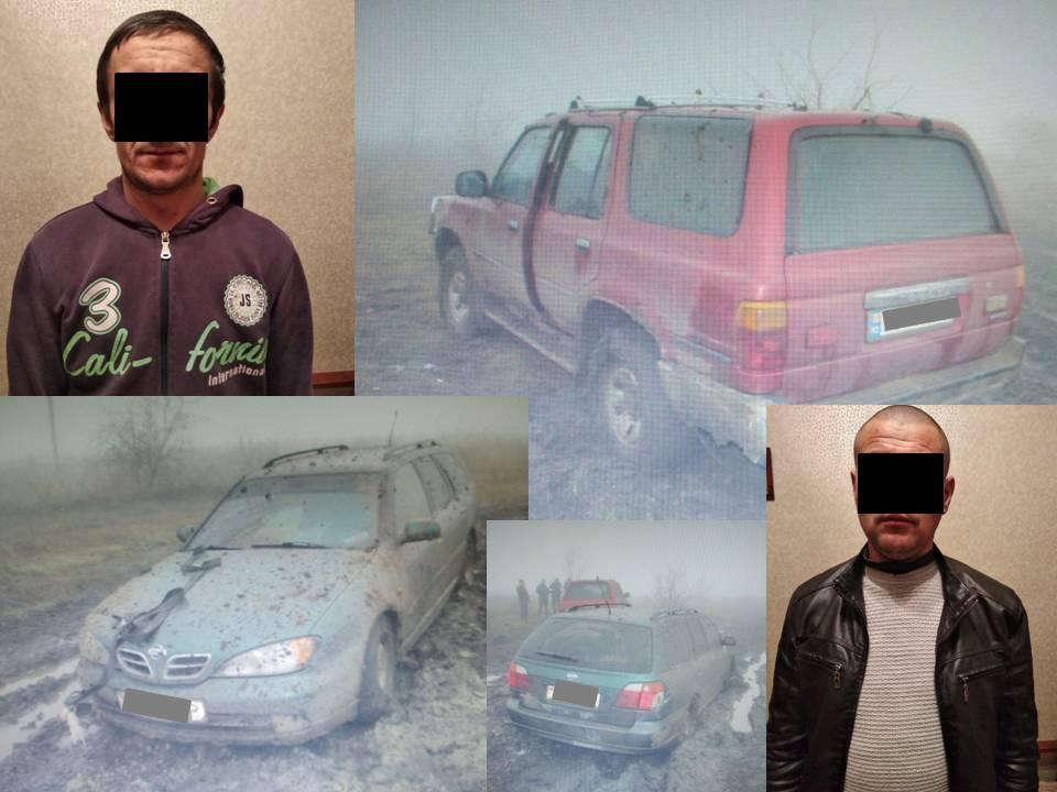 Doi bărbați riscă ani de închisoare pentru răpirea unui automobil