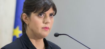 Laura Codruța Kovesi validată pentru funcția de procuror-șef european