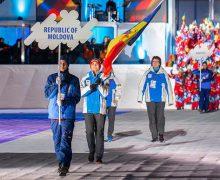 Locul 9 pentru singurul participant al Moldovei la Festivalul Olimpic de iarnă
