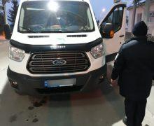 Un ucrainean a încercat să transporte ilegal, peste frontieră, un revolver încărcat cu cartușe