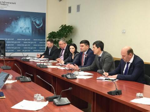 Ministrul Economiei și Infrastructurii și Agenția Națională pentru Siguranța Alimentelor, într-o ședință