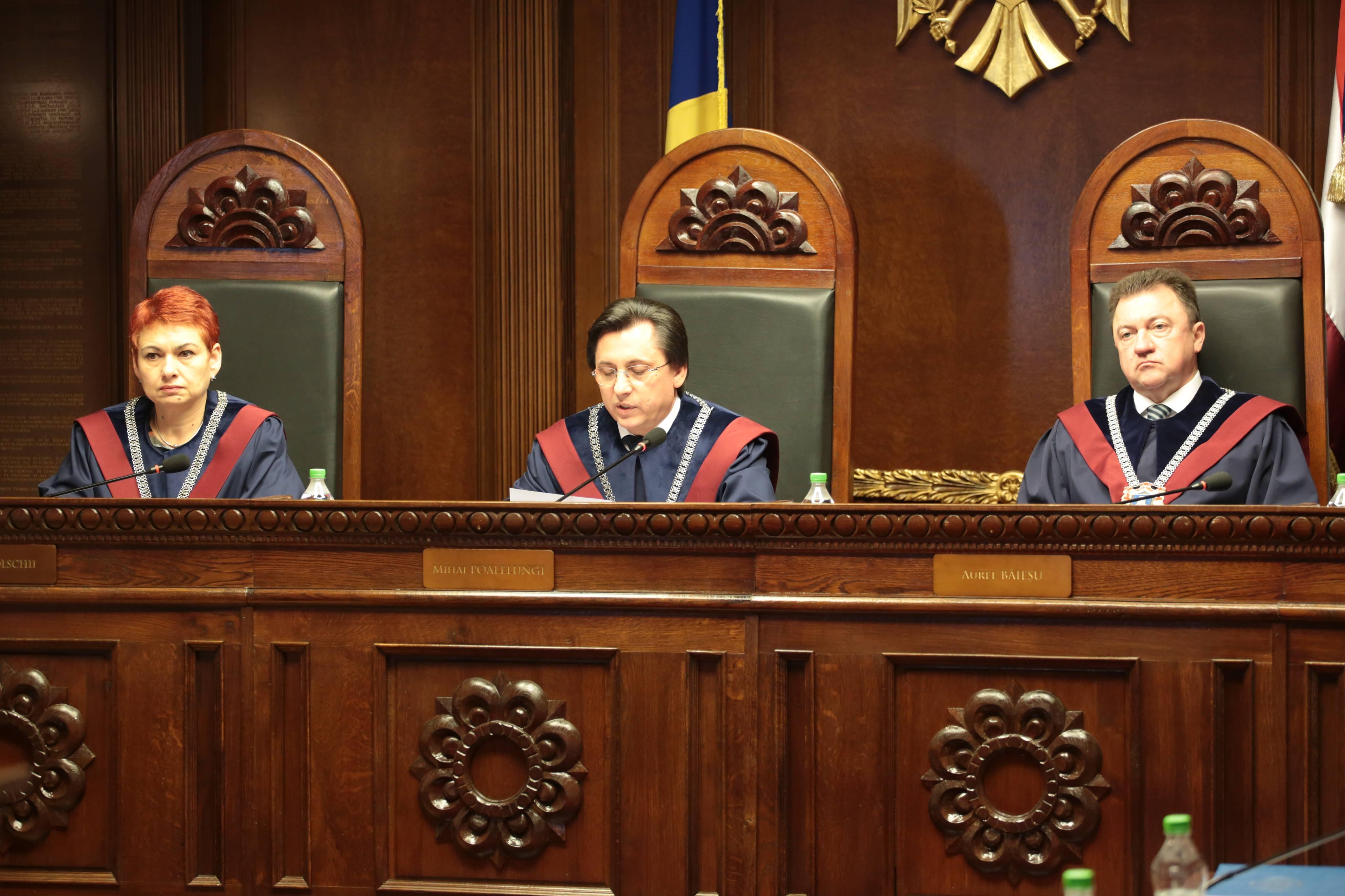 Decis! Alegerile parlamentare – validate de Curtea Constituțională