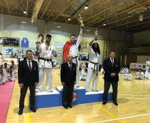 """Un polițist de la """"Fulger"""" – pe cea mai înaltă treaptă a podiumului din Campionatul Spaniei"""