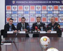 Recomandările Poliției înaintea meciului de fotbal Moldova – Franța