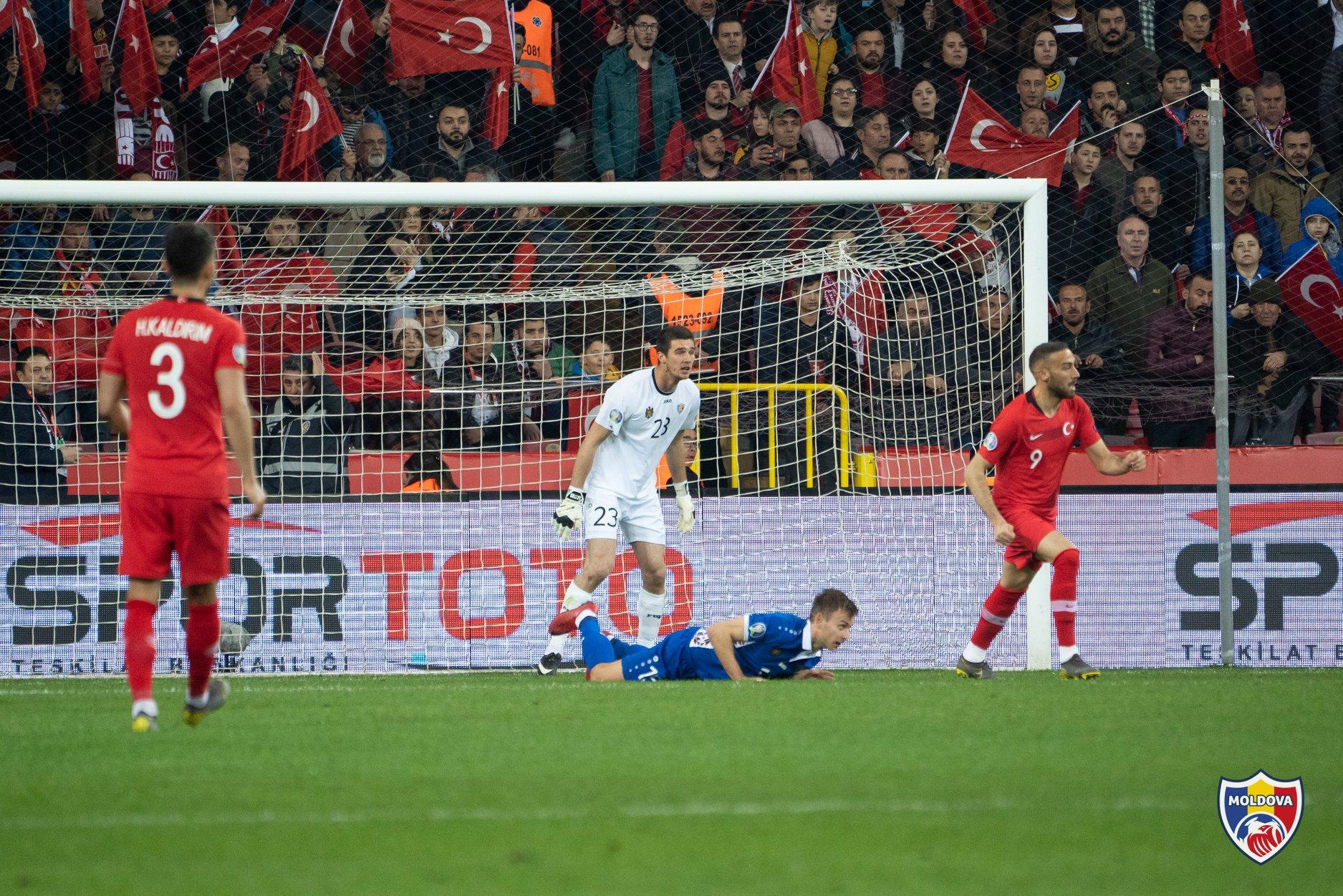 Portarul naționalei de fotbal – în lista celor mai buni portari europeni ai echipelor naționale