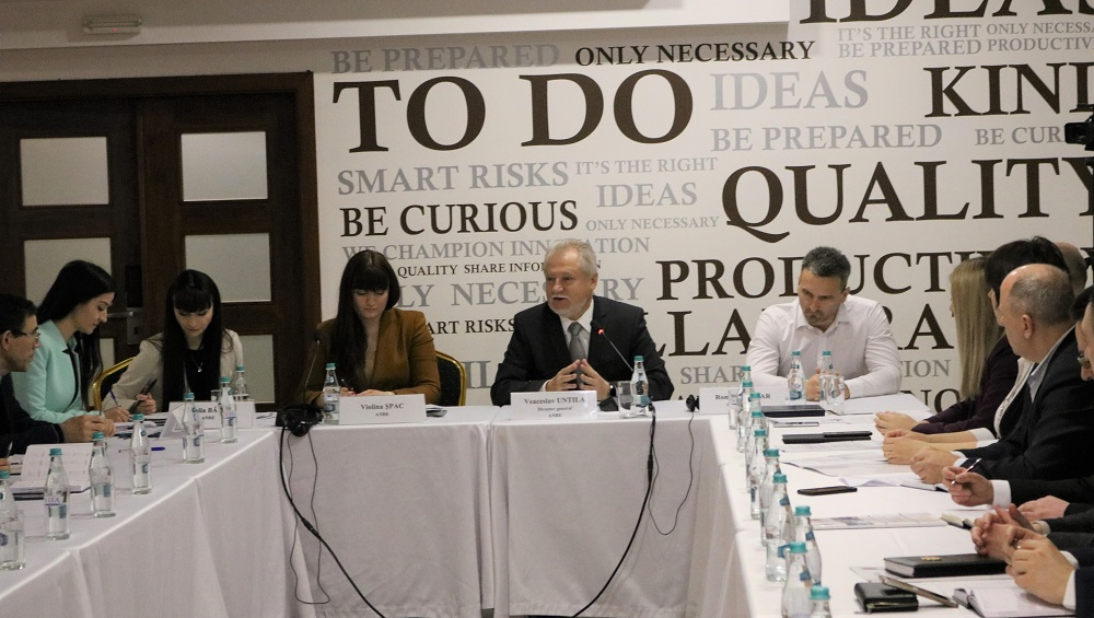 """Seminar la ANRE: """"Politica de protecție a consumatorilor: principii și instrumente"""""""